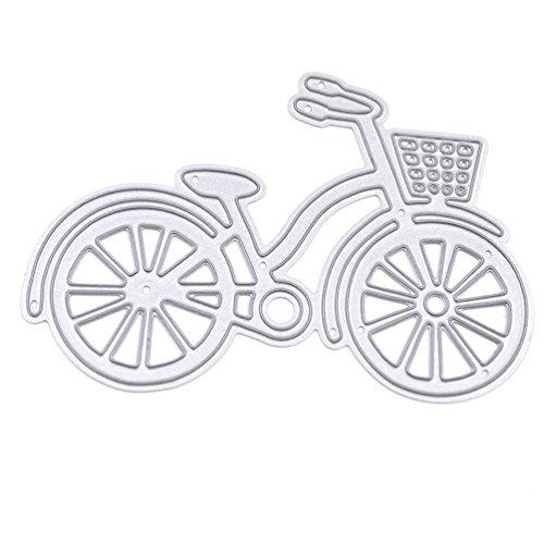 Lychee Bike Cut Cutting Dies Stencils Template DIY Scrapbooking Card DŽcor