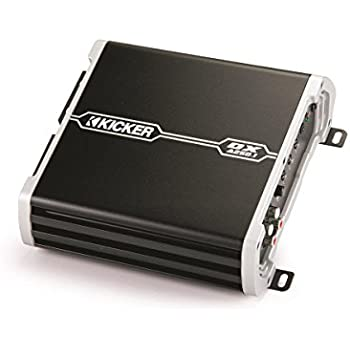 Kicker 41DXA250.1 250 Watt Mono Power Amplifier