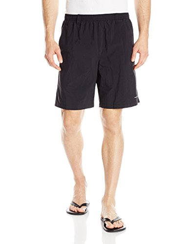 Columbia Men's Backcast III Water Shorts, Black, X-Large/8-Inch