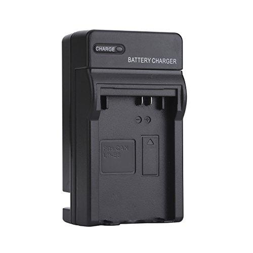 Battery Charger,Battery Charger Canon LP-E5,LC-E5,LC-E5E,CBC-E5,EOS500D,450D,1000D,Black