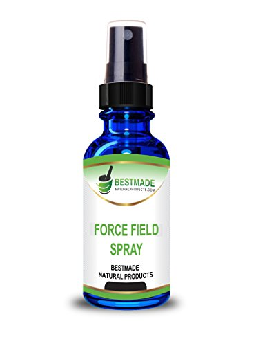 Force Field Spray - Flower Essence a Cleansing Protecting Remedy to Deal with Crisis and Negativity, Protect Yourself from Being Overly Influenced by Others