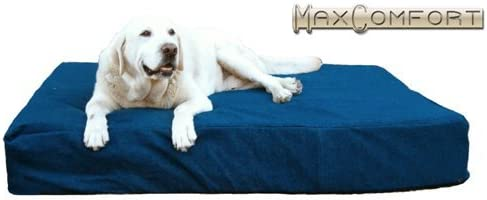 Original Max Comfort Biomedic Memory Foam Dog Bed.