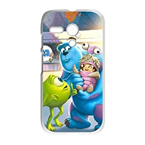 Monsters, Inc Motorola G Phone Case WhiteH6012123