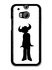 AMAF ? Accessories Jamiroquai Black and White Logo Illustration case for HTC One M8