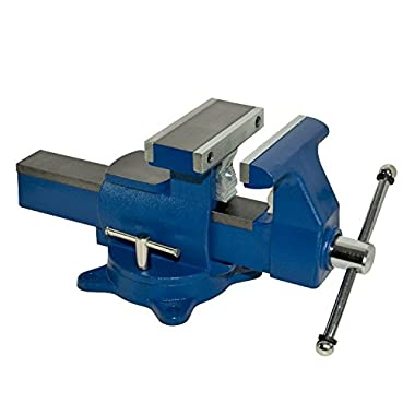 Yost Vises 880-DI 8  Heavy Duty Reversible Bench Vise Made in USA