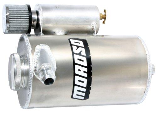 Moroso 22682 Drag Dry Sump Breather Tank with 5 Quart Capacity
