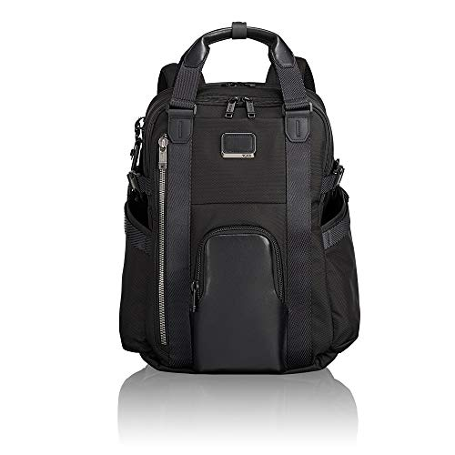 TUMI - Alpha Bravo Kings Laptop Backpack Tote - Convertible 15 Inch Computer Bag for Men and Women - -