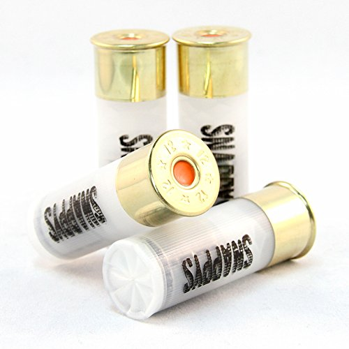 Snappy's Snap Caps 12 Gauge High Brass 4 Pack Training Dummy Rounds 2-3/4