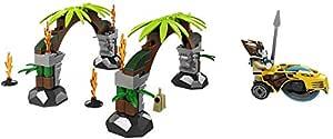 Lego - Chima - Jungle Gates - Toy Building Set (70104)
