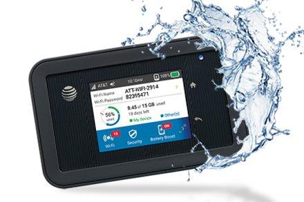 Netgear Unite Explore 4G LTE Rugged Mobile Wifi Hotspot GSM Unlocked