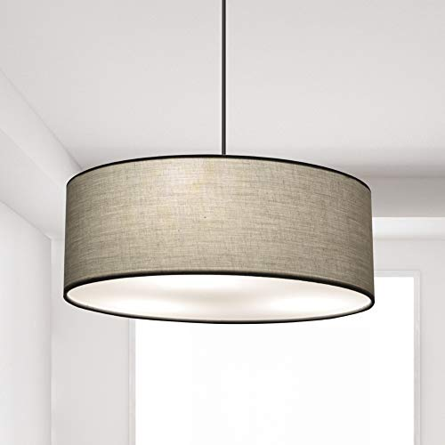 Drum Shades For Pendant Lights in US - 5