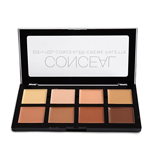BYS Concealer Cream Palette, Brighten, Neutralize, Conceal