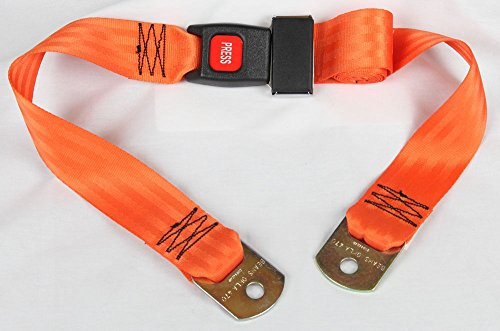 Nonretractable Lap Belts (T2455-018- 90
