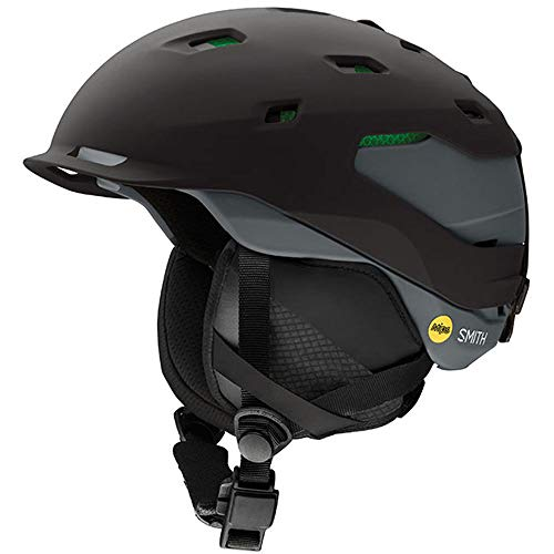 Smith Quantum Mips Ski Helmet Black/Charcoal XL
