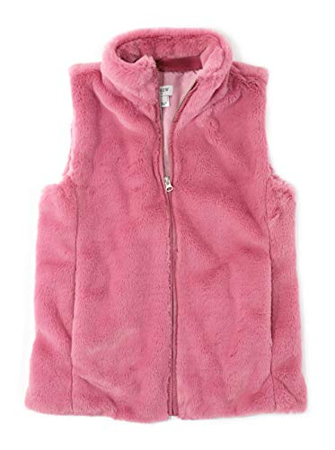 J.Crew Women's Plush Faux Fur Full Zip Vest (Medium, for sale  Delivered anywhere in USA