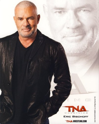 Eric Bischoff - Official TNA Wrestling 8x10 Promo Photo