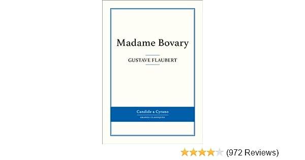 madame bovary summary analysis and original text
