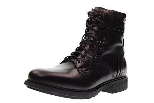 100 homme Chaussures amphibiens A705501U NERO Black BLACK GIARDINI XgOwqgxT