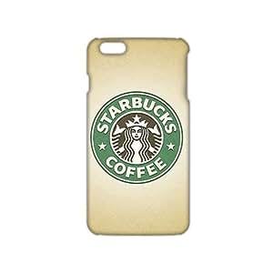ANGLC Starbucks logos (3D)Phone Case for iphone 6 plusd 5.5
