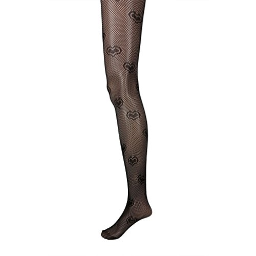 [Mememall Fashion Adorox Black Unique Pattern Net Lace Stockings Fishnet Tights Pantyhose Nylons] (Cinderella Stepmother Costumes)