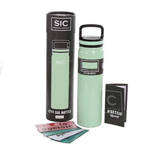 Glacier Stainless Steel Tumbler Green