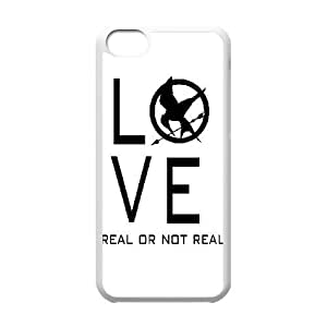 YananC(TM) YnaC227295 DIY Custom Case for iphone 4/4s iphone 4/4s w/ The Hunger Games