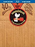 Woodstock: 3 Days of Peace & Music Director's Cut (Deluxe Ulimate Collector's Edition with Exclusive Never-Before-Seen Bonus Performance Footage by Jimi Hendrix, The Who, and Canned Heat, Plus 4 Additional Featurettes) [Blu-ray]