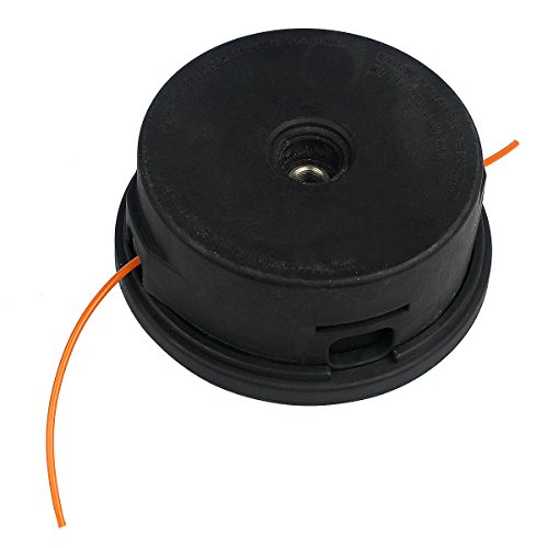 HIPA 25-2 Autocut dual line tap feed Trimmer Head 10mm x 1.0 LHF with Line for STIHL Trimmer # 4002 710 2191