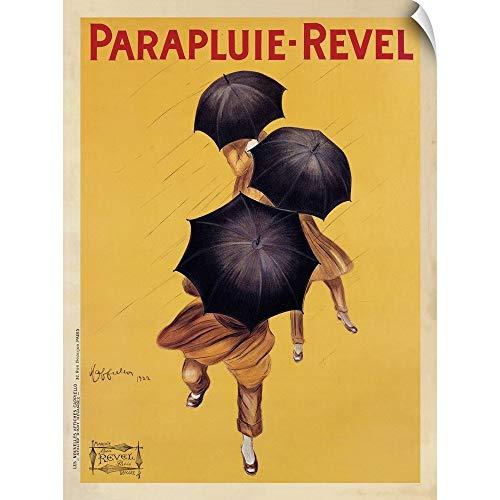 (CANVAS ON DEMAND Parapluie-Revel, 1922