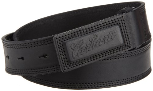 Carhartt Men's Scratchless Belt, Black, 38