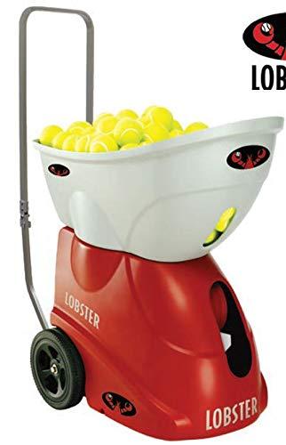 Har-Tru Tennis Court Accessories - Battery Ball Machines - Lobster Elite Freedom