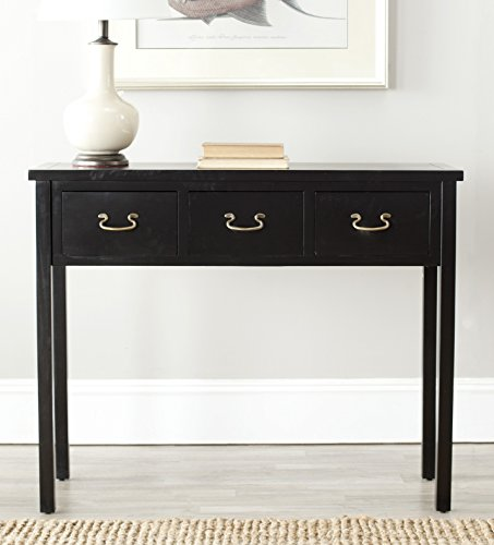 Safavieh American Homes Collection Cindy Black Console Table