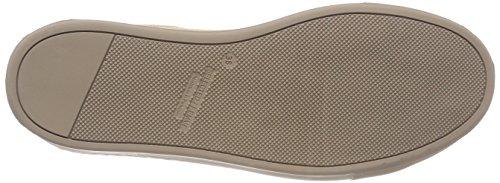 New Mink Sfdonna Ginnastica SELECTED Marrone FEMME Basse Suede Silver Scarpe Donna Sneaker da OIO7q5