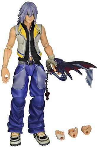 Square Enix Kingdom Hearts II: Riku Play Arts Kai Action Figure