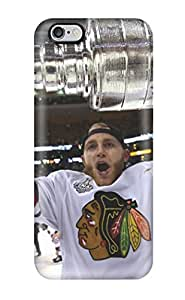 New Style RobertWRay Hard Case Cover For Iphone 6 Plus- Chicago Blackhawks (86)