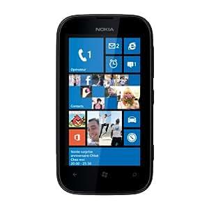 Nokia Lumia 510 - Smartphone (Windows, USB), color amarillo [Importado de Francia]