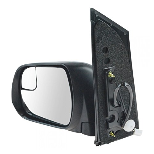 Power Heated Side View Mirror Assembly Paint to Match LH Driver Side for Sienna ()