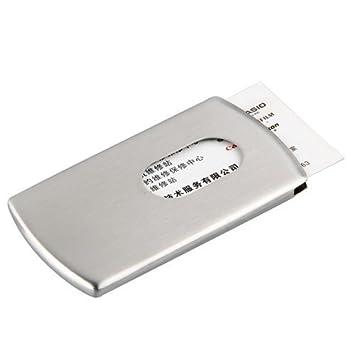 Kcopo Visitenkarten Box Spender Visitenkartenhalter Aus