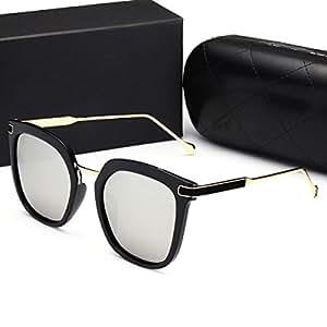 Gafas De Sol Polarizadas Gafas De Sol Retro Planas Gafas De Sol,A1