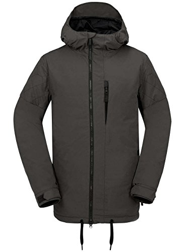 Volcom Snow Men's Sid Jacket Vintage Black X-Large by Volcom