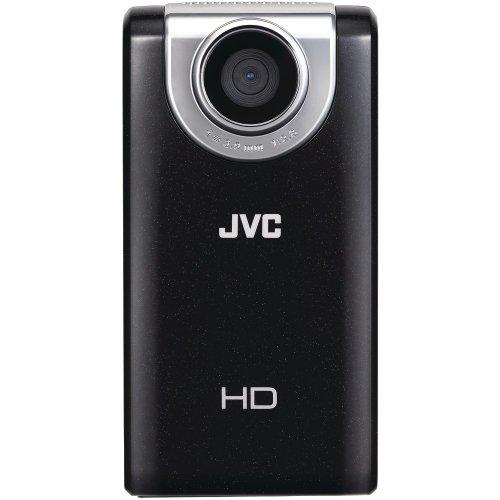 JVC GC-FM2BUS 5.0 MEGAPIXEL PICSIO POCKET 1080P HIGH-DEFINITION DIGITAL VIDEO CAMERA (BLACK)-JVCGCFM2BUS - New