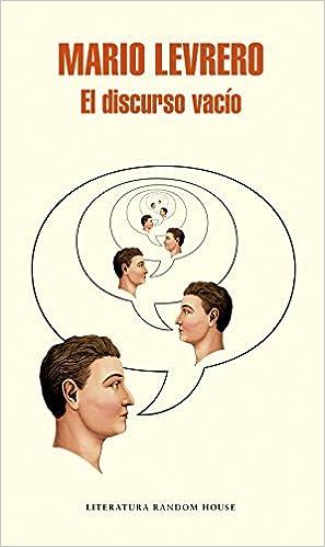 El discurso vacío (Literatura Random House): Amazon.es: Mario Levrero: Libros