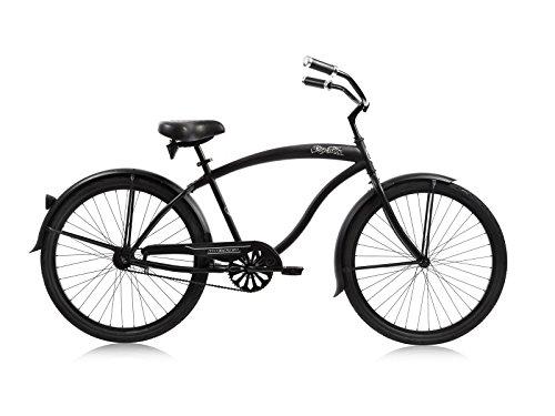 Micargi Bicycle Industries Men's Stealth Single Speed Rid...