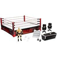 Juego de anillos para eventos principales sin procesar de la colección Elite de WWE