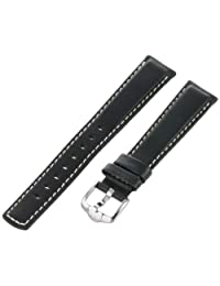 Hirsch 145021-50-22 22 -mm  Genuine Calfskin Watch Strap