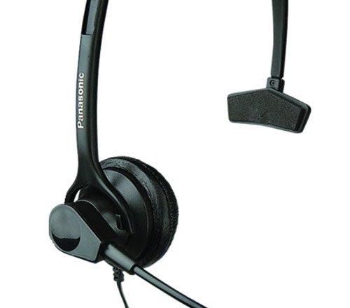 Panasonic KX-TCA60 Noise Canceling Over the Head Headset (2 Pack)