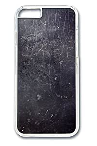 Crack Ice Polycarbonate Hard Case Cover for iphone 6 plus 5.5inch Transparent