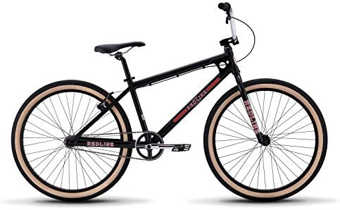 Redline Bikes Sqb-26 BMX Bike with 26 Wheels