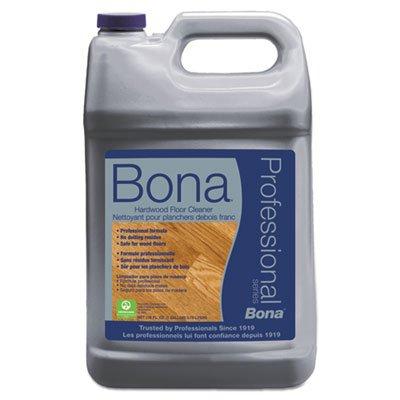 Commercial Hardwood Floor Cleaner (Bona Pro Series Hardwood Floor Cleaner Refill, 1-Gallon)