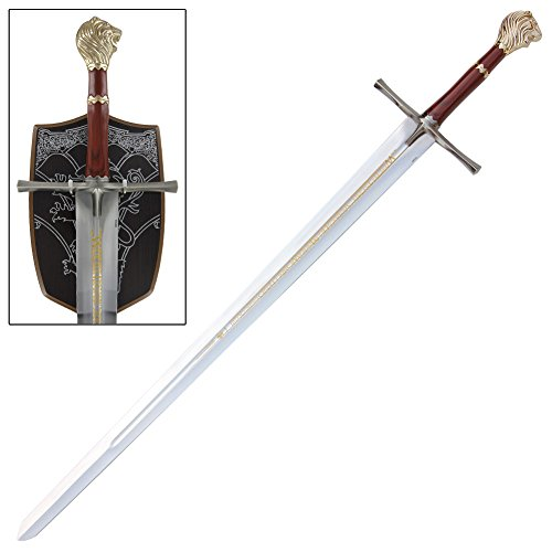 Lion Witch Wardrobe Peters Prince Sword Movie Replica -